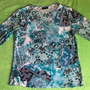 Sixth sense blouse